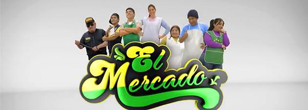 'El Mercado', la nueva serie web de Mibanco